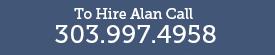 Contact Alan Roach