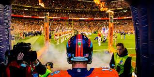 Broncos Announcer - Alan Roach